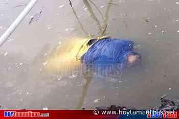 Identifican a pescador que murió ahogado en el río Pánuco de Tampico - Hoy Tamaulipas