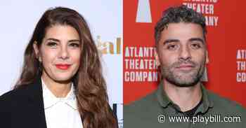 Marisa Tomei and Oscar Isaac to Read Alan Bowne's Beirut for Virtual MCC Benefit - Playbill.com