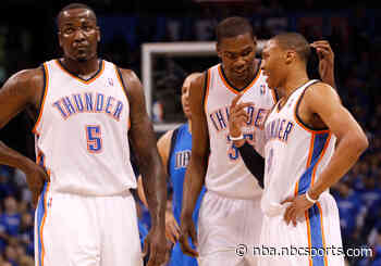 Kendrick Perkins: No way in hell' Thunder would've blown 3-1 lead to Warriors if they had me