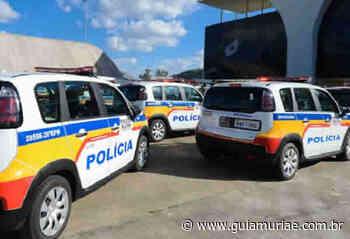 Bandido é preso após assaltar lanchonete em Visconde do Rio Branco - Guia Muriaé