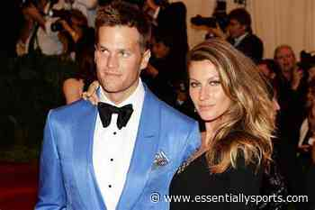 """I literally fell in love right away""- Gisele Bundchen Speaks About Her Blind Date With Tom Brady - Essentially Sports"