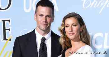 Gisele Bundchen told Tom Brady she was unhappy with their marriage in bombshell letter - Mirror Online