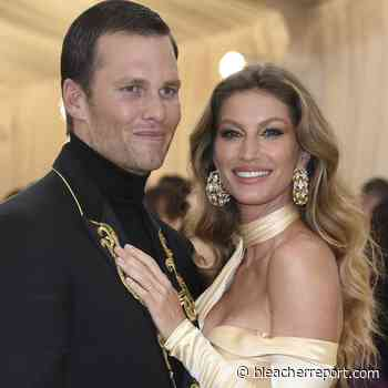 Tom Brady Says Wife Gisele Bundchen 'Wasn't Satisfied with Our Marriage' - Bleacher Report