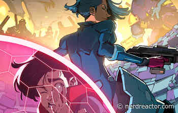 DJ Don Diablo's sci-fi comic series, Hexagon, teases new cover art and pages - Nerd Reactor