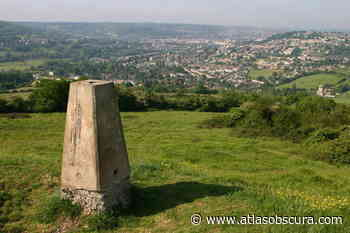 Solsbury Hill – Bath and North East Somerset, England - Atlas Obscura