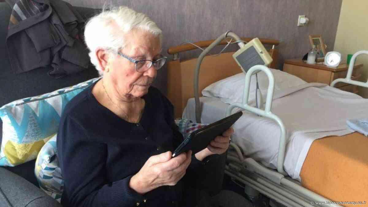Bray-Dunes : les tablettes de l'école pour les personnes âgées - Le Phare dunkerquois