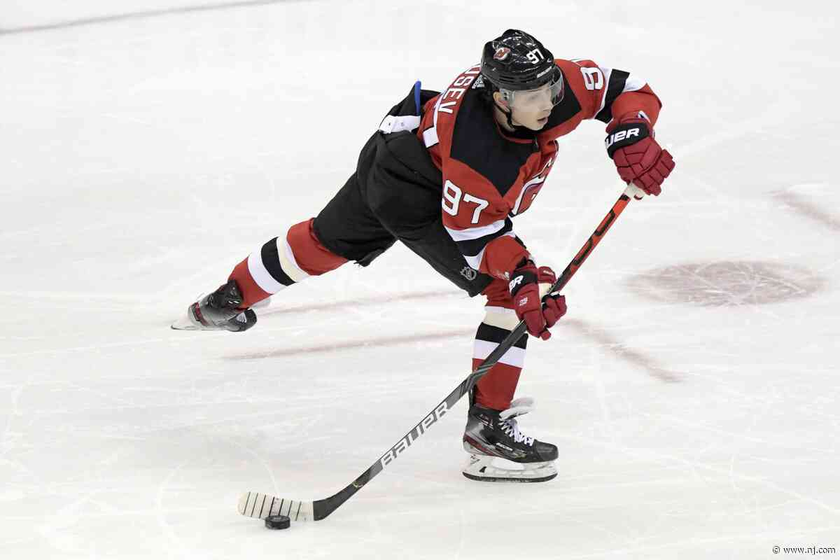 Why Devils' Nikita Gusev took off after coaching change - NJ.com