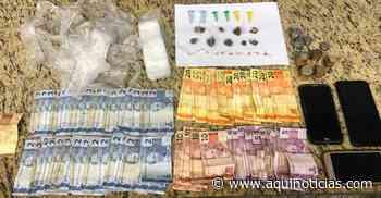Sete são presos suspeitos de tráfico de drogas em Mimoso do Sul - Aqui Notícias - www.aquinoticias.com