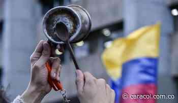 Con cacerolazo exigen ayudas por emergencia del Covid-19 en Soatá, Boyacá - Caracol Radio