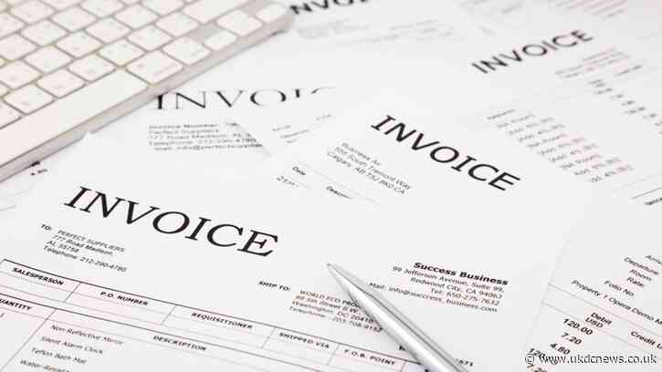 23% Increase in Unpaid Business Invoices