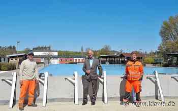 Arnstorf: Trotz Krise: Badesaison vorbereitet - Dingolfing-Landau - Dingolfinger Anzeiger