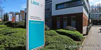 So arbeitet das Corona-Testlabor in Geesthacht – LN - Lübecker Nachrichten - Lübecker Nachrichten