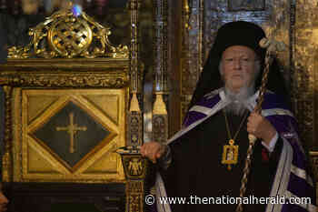 Message of Ecumenical Patriarch Bartholomew for Saint George Day 2020 - The National Herald