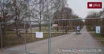 Schwarzachtalseen bei Ertingen gesperrt: Mancher missachtet Regeln - Schwäbische