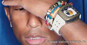 Pharrell Williams bringt für knapp 1 Mio. Dollar diese Hammer-Uhr raus - klatsch-tratsch.de