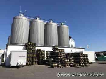 Rietberger Vereine unterstützen Brauerei - Westfalen-Blatt