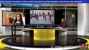 RIVAROLO CANAVESE – Il Liceo Musicale resta ancora a Rivarolo: in collegamento Sonia Magliano (VIDEO) - ObiettivoNews