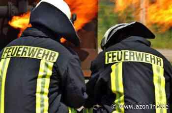 Brandserie in Rheine: Jungem Mann werden 30 Brände zur Last gelegt - Münsterland - Allgemeine Zeitung