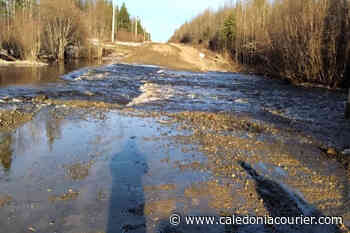 Flooding causes road closure north of Fort St. James - Caledonia Courier