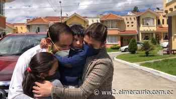 El alcalde de Gualaceo Gustavo Vera se liberó del COVID 19, tras 23 días de aislamiento - El Mercurio (Ecuador)