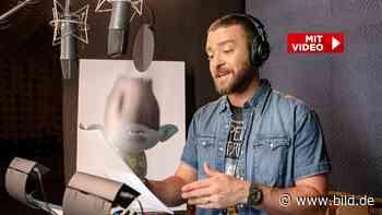 """Justin Timberlake: """"Ich folge immer meiner inneren Stimme"""" - BILD"""