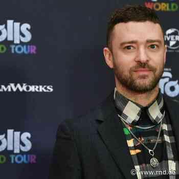 """Justin Timberlake: """"Wenn mich Projekte von meiner Familie trennen, müssen sie es wert sein"""" - RND"""
