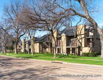 Westmount Acquires Texas Multifamily Community - Multi-Housing News