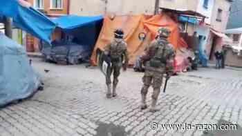 Chulumani está militarizada, se paraliza y cierra accesos tras primer caso de COVID-19 - La Razón (Bolivia)