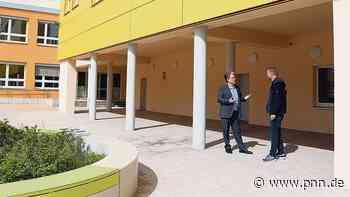 Zille-Grundschule in Stahnsdorf: Die neuen Klassenräume sind fertig - Potsdam-Mittelmark - Startseite - Potsdamer Neueste Nachrichten