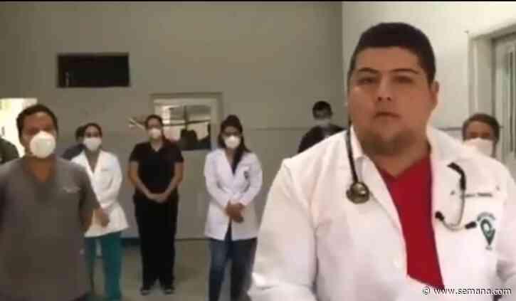 """Trabajar así es un suicidio: Médicos de Zarzal renuncian por """"falta de garantías"""" - Semana.com"""