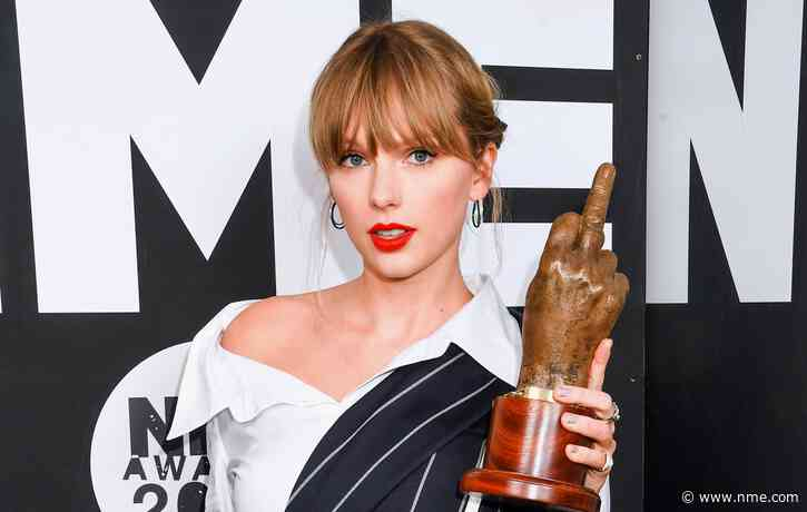 Taylor Swift claims Big Machine Records is releasing an unapproved live album of her music
