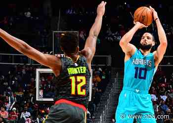 From the Swarm: How a Less-is-More Approach Helped Caleb Martin