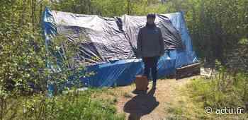 Val-d'Oise. Condamnée à vivre dehors à Osny pendant la crise sanitaire - La Gazette du Val d'Oise - L'Echo Régional