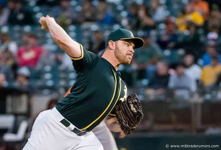 How Did The A's End Up With Baseball's Most Productive Reliever?