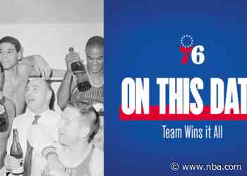 On This Date | Team Wins it All