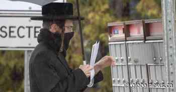 Coronavirus: Quarantine lifted for Boisbriand's Hasidic Jewish community - Global News