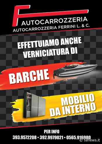 Ecco i nuovi servizi dell'Autocarrozzeria Ferrini di Portoferraio - Tirreno Elba News