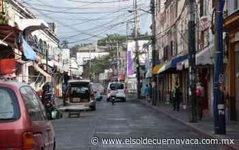 Comerciantes de Plaza Lido y Degollado lanzan SOS - El Sol de Cuernavaca