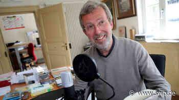 Corona Bad Urach : Der Kulturreferent macht Radio - SWP