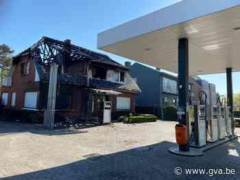 Dode bij woningbrand aan tankstation in Oud-Turnhout - Gazet van Antwerpen