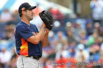 Astros' Justin Verlander, wife Kate Upton continue charitable efforts toward coronavirus relief - Houston Chronicle