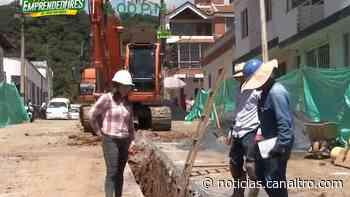 Plan maestro de Acueducto y Alcantarillado en el municipio de Güepsa está en la etapa final - Canal TRO