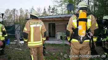 Sengenthal: Mann bei Brand schwer verletzt - Nordbayern.de