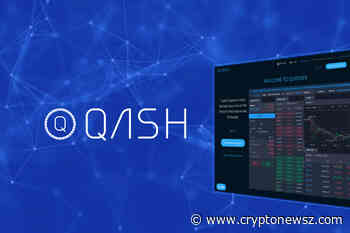 QASH Cryptocurrency for Quoine Liquid Platform - CryptoNewsZ