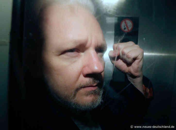 Keine Fußfessel für Assange - neues deutschland