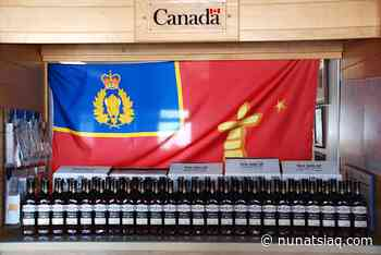 Baker Lake woman charged with bootlegging, says Nunavut RCMP - Nunatsiaq News