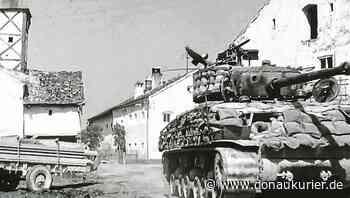Walting: Die Panzer kamen am Markustag - Glockengeläut erinnert ans Kriegsende - SS bei der Bevölkerung so gefürchtet wie der Gegner - donaukurier.de