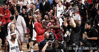 """Shaquille O'Neal On 2006 Finals: """"We Knew We Could Do It"""""""