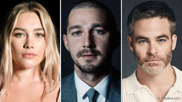 'Don't Worry Darling': Florence Pugh, Shia LaBeouf & Chris Pine Set For Olivia Wilde New Line Thriller - Deadline