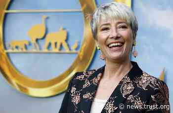 Emma Thompson among stars urging UK to protect migrants in ... - Thomson Reuters Foundation